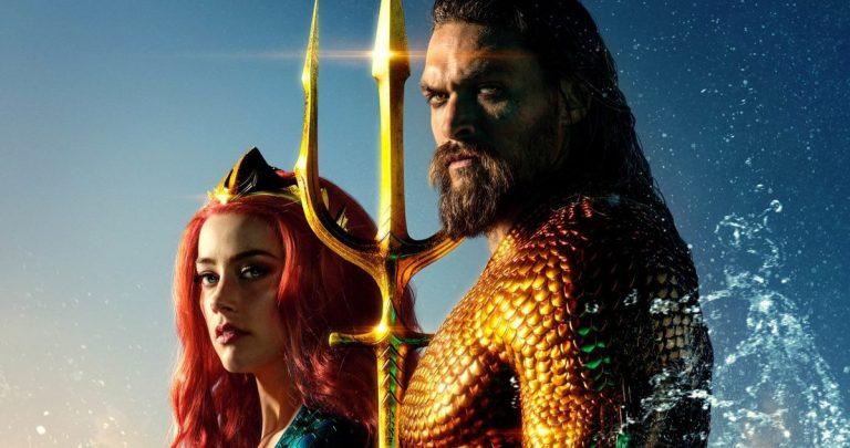Amber Heard est prête à retrouver Jason Momoa pour Aquaman 2