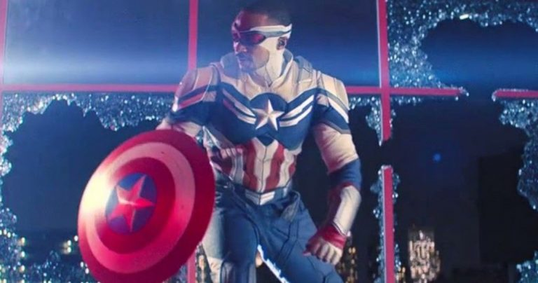 Anthony Mackie dit qu'il a 6 à 8 ans en lui en tant que Captain America
