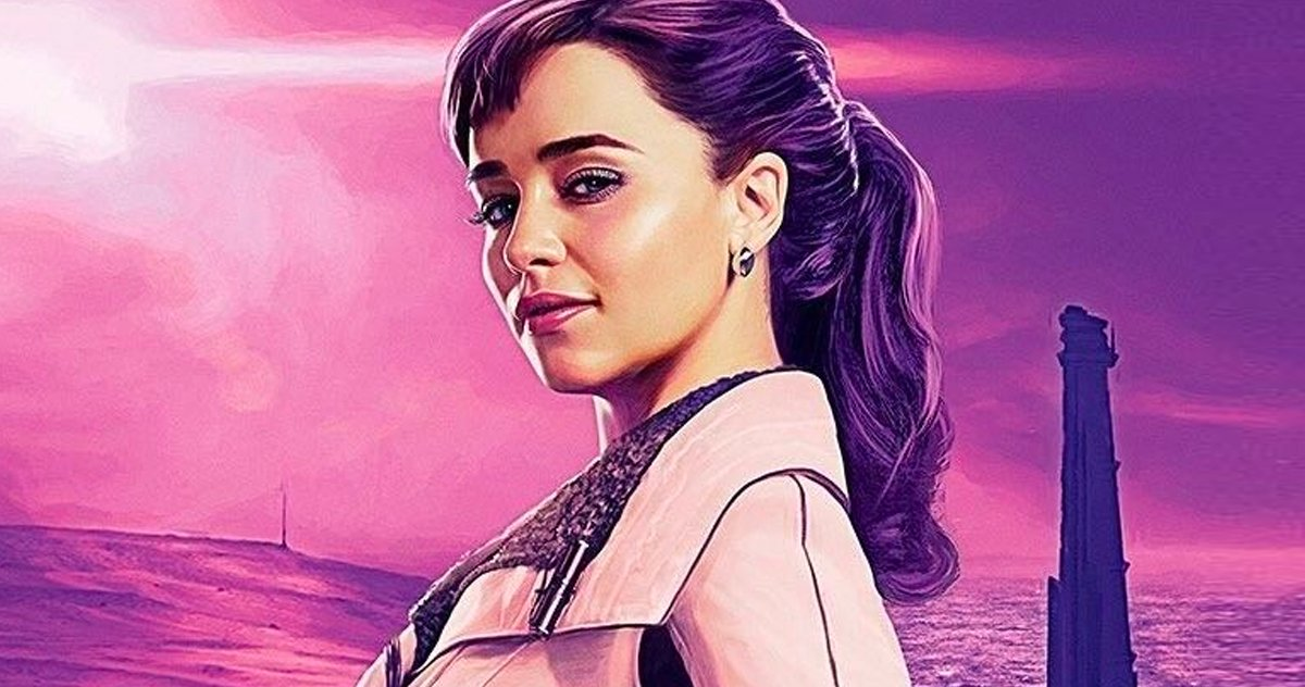 Emilia Clarke veut passer dix ans dans le MCU