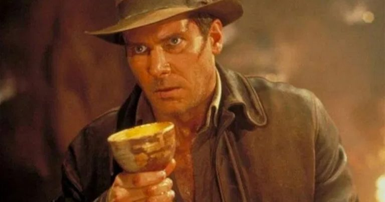 Indiana Jones 5 Set Photo suggère fortement à Harrison Ford de vieillir