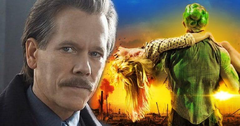 Kevin Bacon est le méchant dans le redémarrage de The Toxic Avenger
