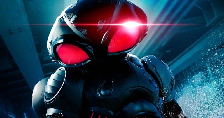 La star d'Aquaman 2, Yahya Abdul-Mateen II, taquine son retour en tant que Black Manta
