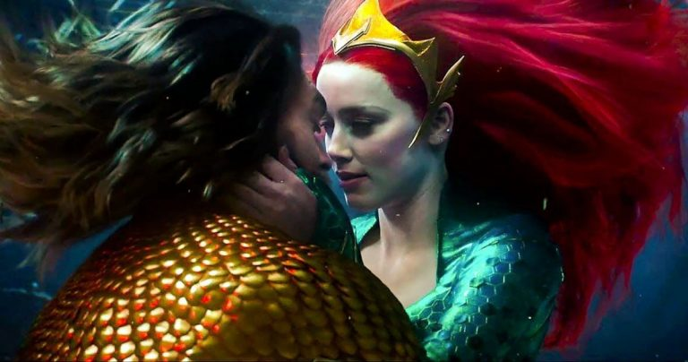 Le réalisateur d'Aquaman 2, James Wan, accueille Amber Heard de retour sur Atlantis