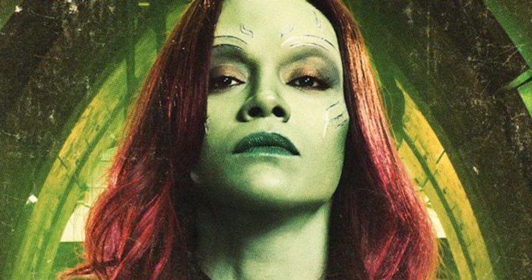 Le tweet d'anniversaire de James Gunn à Zoe Saldana a-t-il confirmé le retour du MCU de Gamora?