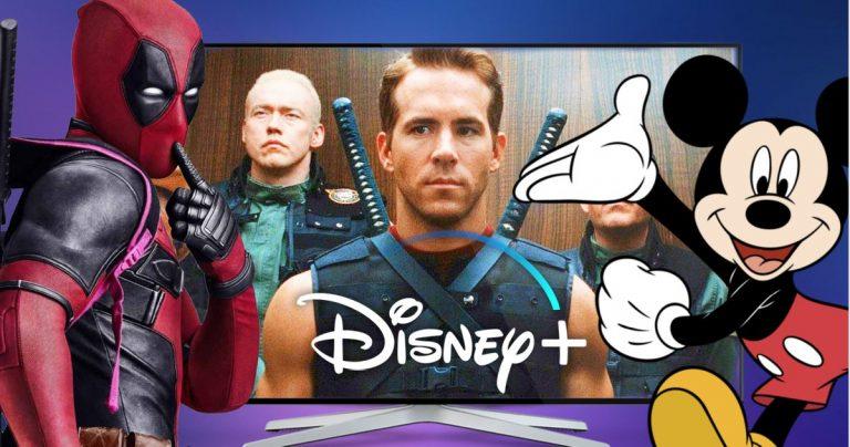 Les débuts de Ryan Reynolds à Deadpool arrivent sur Disney + cette semaine