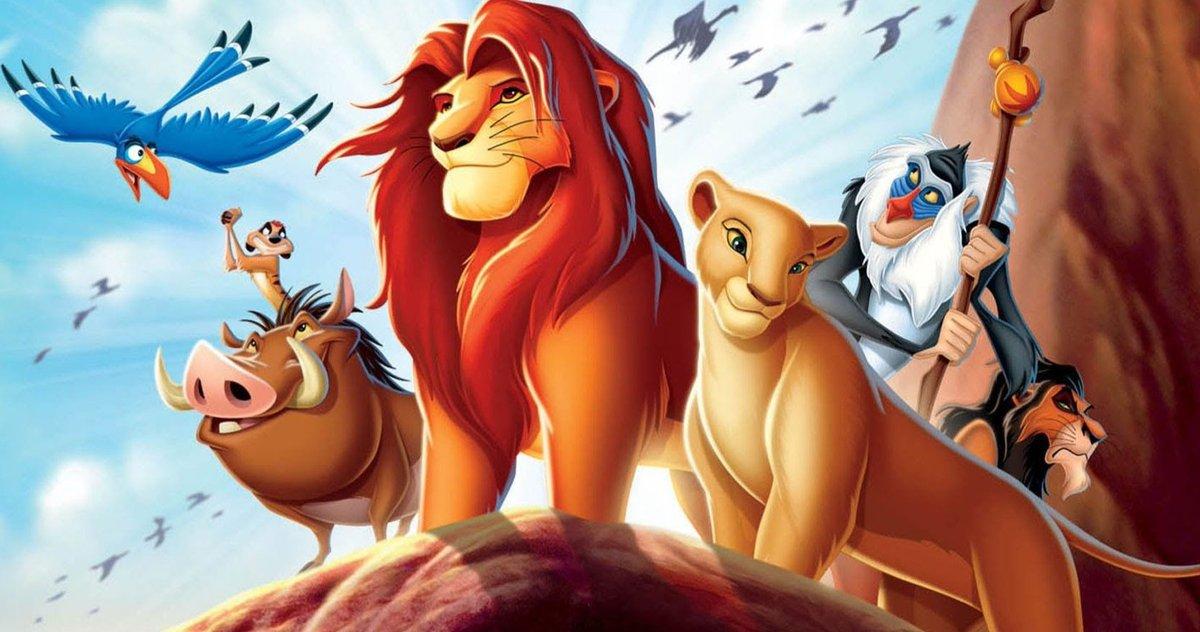 Les fans du Roi Lion célèbrent le 27e anniversaire du classique animé original de Disney