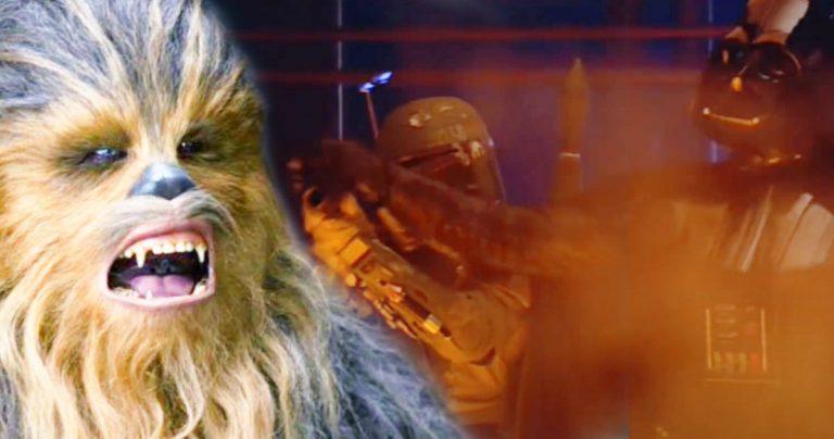 Pourquoi Dark Vador a sauvé Chewbacca de Boba Fett révélé dans la nouvelle bande dessinée de Star Wars