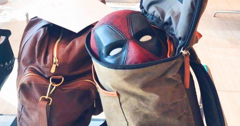 Ryan Reynolds partage la photo du masque cryptique de Deadpool, ses débuts dans le MCU sont-ils imminents?