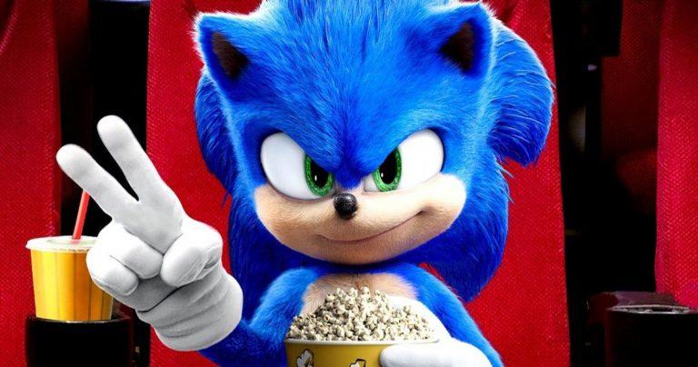 Sonic the Hedgehog 2 Wraps, le réalisateur célèbre avec une dernière photo de tournage