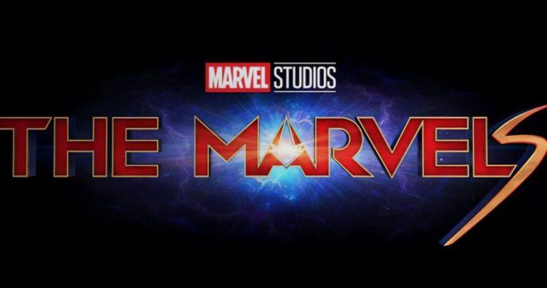The Marvels obtient un nouveau logo MCU frappant