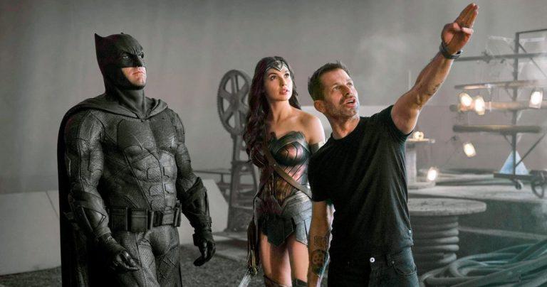 Zack Snyder n'a jamais entendu un mot de Warner Bros. après la sortie de la coupe Snyder