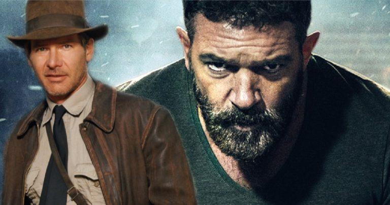 Antonio Banderas rejoint Harrison Ford dans Indiana Jones 5