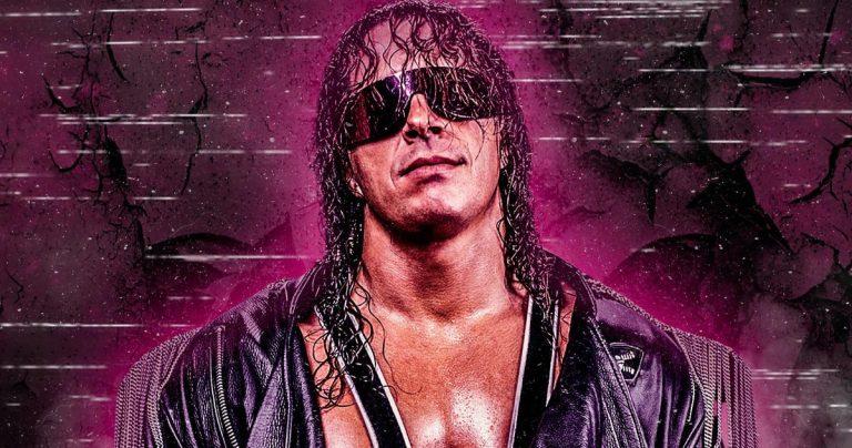 Bret 'The Hitman' Hart accueille les voeux d'anniversaire des lutteurs et des fans de la WWE du monde entier