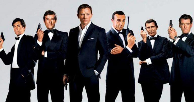 James Bond Home EON Productions célèbre son 60e anniversaire