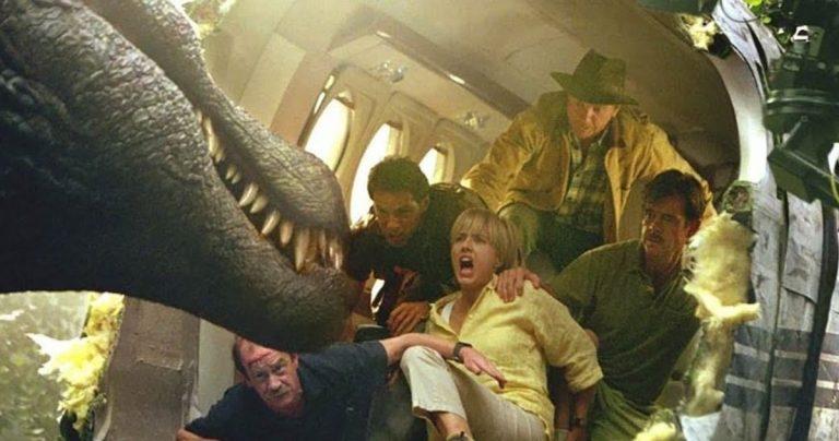 Jurassic Park III a été présenté en salle il y a 20 ans aujourd'hui