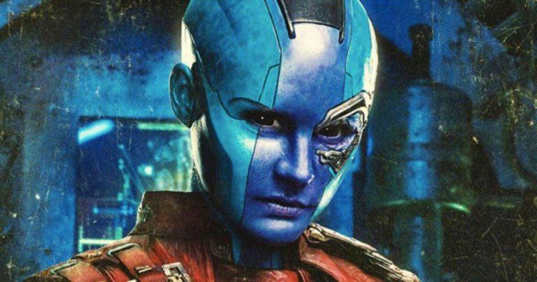 Karen Gillan veut continuer à jouer à Nebula après Guardians of the Galaxy Vol.  3