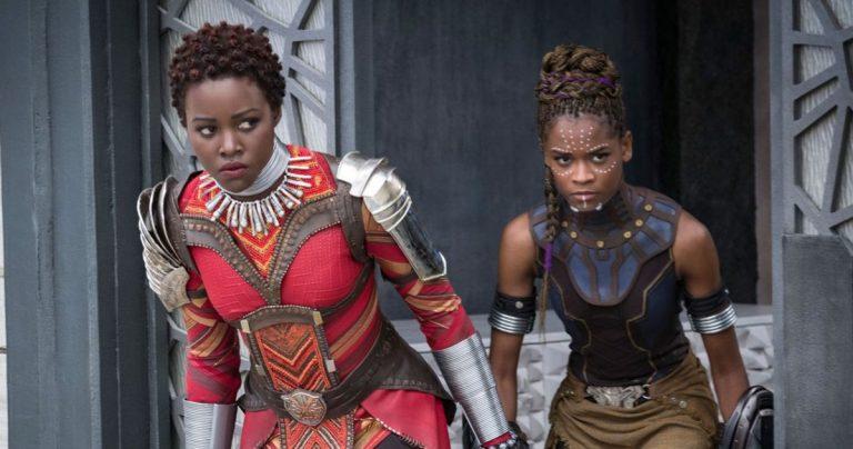 La vidéo d'entraînement de Lupita Nyong'o devient virale alors que Black Panther 2 continue le tournage
