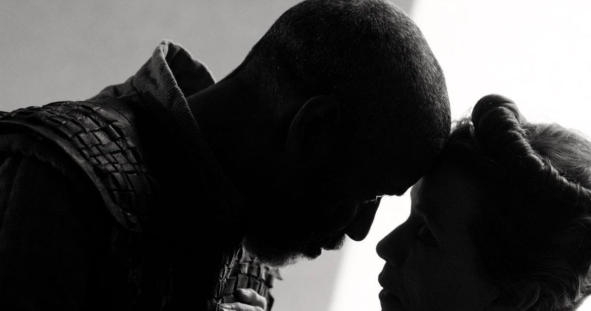 Le premier aperçu de La tragédie de Macbeth de Joel Coen révèle Denzel Washington et Frances McDormand