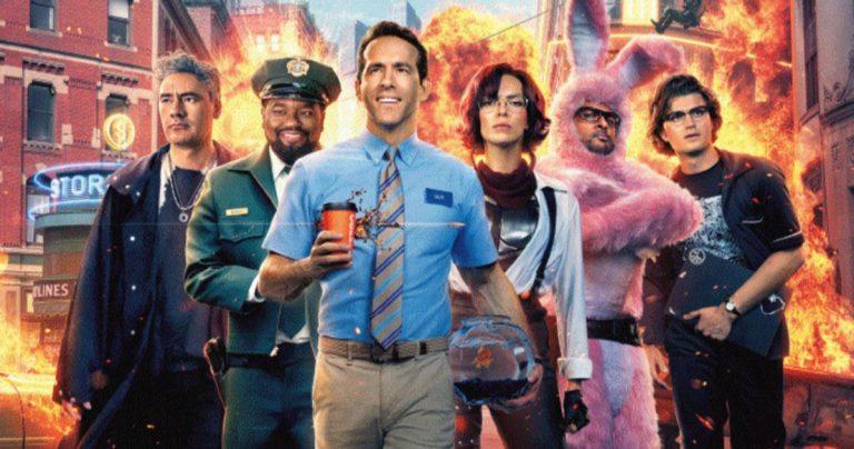 Les premières réactions de Free Guy prédisent un autre énorme succès pour Ryan Reynolds