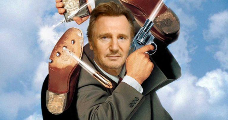 Liam Neeson est excité pour The Naked Gun de Seth MacFarlane