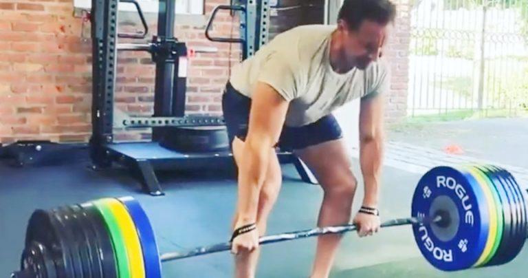 Patrick Wilson partage une vidéo d'entraînement intense sur Aquaman 2