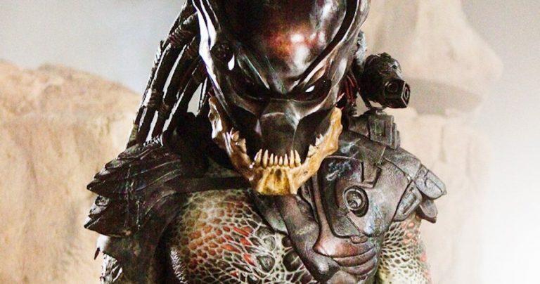 Skull n'est peut-être pas le titre du film Predator de Disney après tout