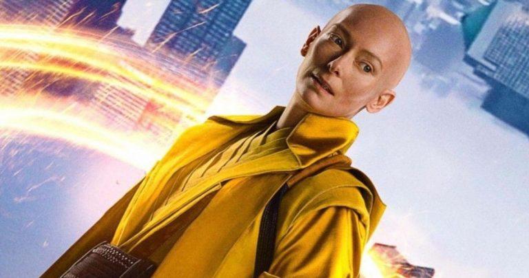Tilda Swinton appelle Doctor Strange Backlash un «moment chaud, collant et noueux»