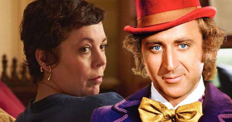 Wonka Prequel veut qu'Olivia Colman soit la méchante ?