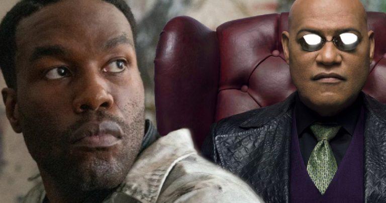 Yahya Abdul-Mateen II jouerait une version numérique du jeune Morpheus dans Matrix 4