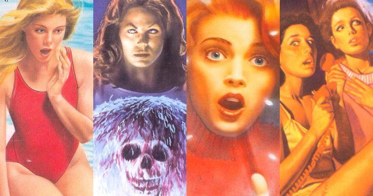 10 livres de Fear Street qui feraient de grands films