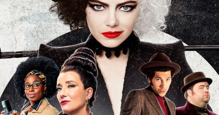 Cruella est maintenant en streaming gratuit sur Disney +