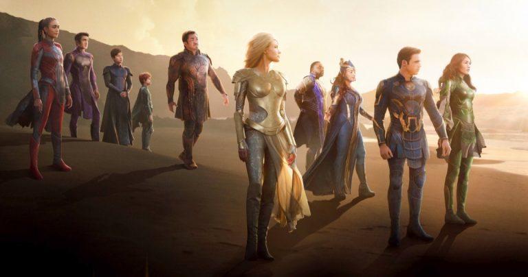Eternals Trailer #2 accueille la nouvelle équipe de héros de Marvel dans les cinémas en novembre