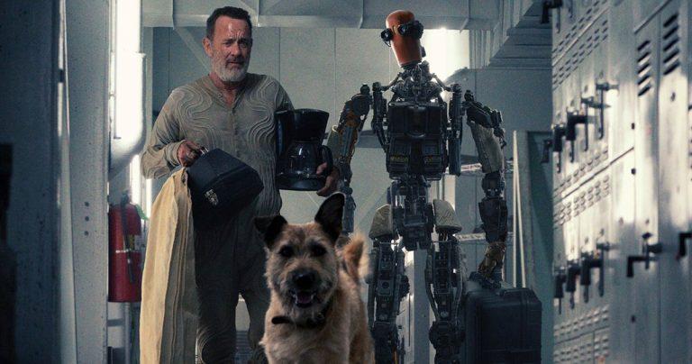 Finch First Look Teams Tom Hanks, un chien et un robot dans Sci-Fi Tearjerker