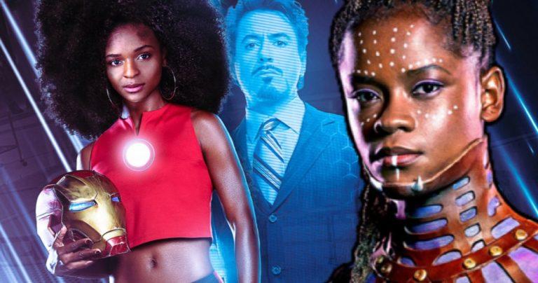Ironheart de Dominique Thorne fera ses débuts en MCU dans Black Panther 2: Wakanda Forever