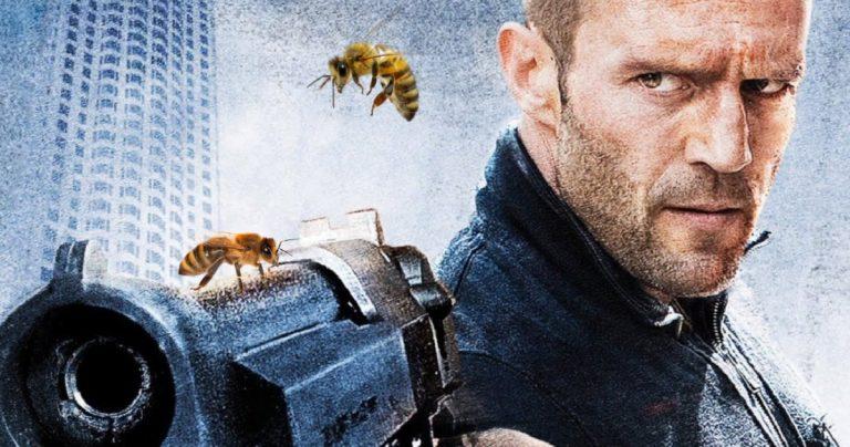 Jason Statham est l'apiculteur de la troisième collaboration avec Miramax
