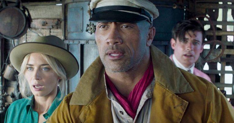 Jungle Cruise prend le contrôle du box-office du week-end avec 34,1 millions de dollars de transport