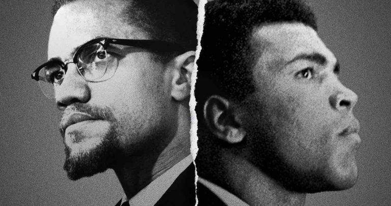 La bande-annonce de Blood Brothers de Netflix explore l'amitié et les retombées de Malcolm X et Muhammad Ali