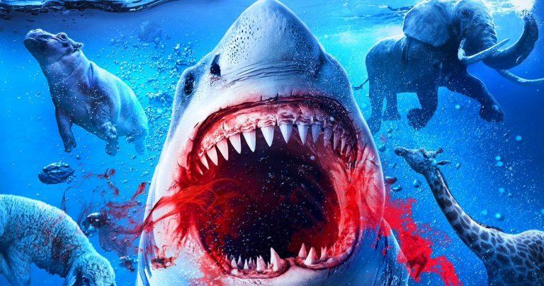 La bande-annonce du requin de Noah libère un grand blanc préhistorique aux proportions bibliques