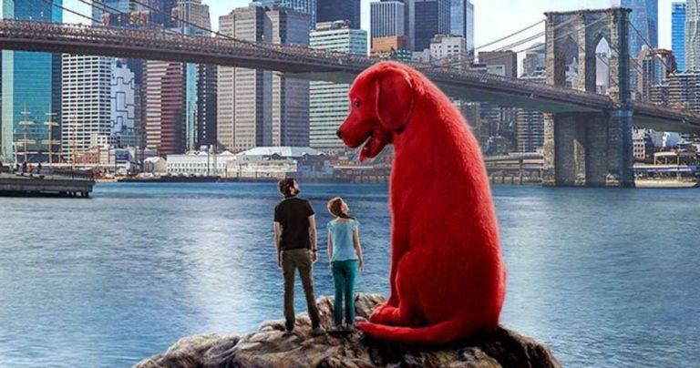 La date de sortie d'automne de Clifford the Big Red Dog annulée en raison des inquiétudes croissantes concernant Covid