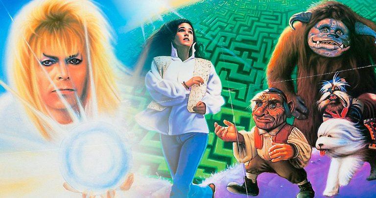 Labyrinth revient au cinéma pour son 35e anniversaire en septembre