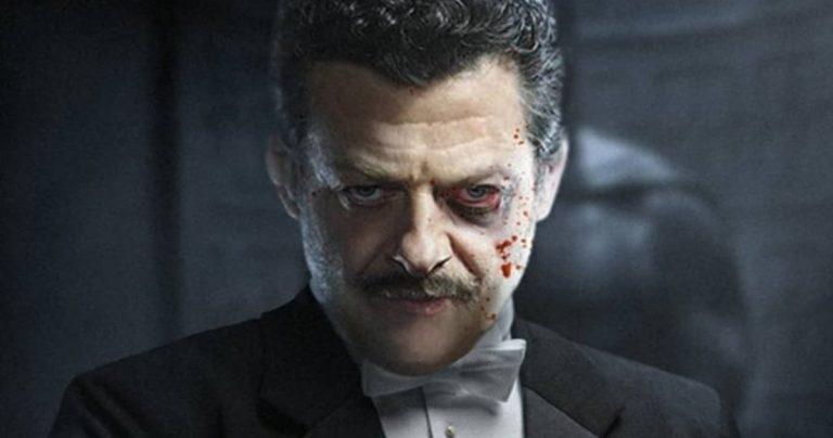 Les images de Batman CinemaCon révèlent un premier regard sur Andy Serkis dans le rôle d'Alfred