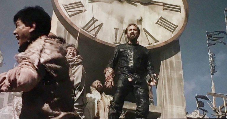 Nicolas Cage affronte les fantômes, les samouraïs et les ninjas dans Prisoners of the Ghostland cet automne