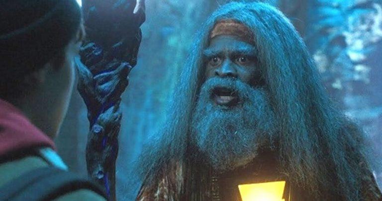 Nouveau Shazam !  Les photos de Fury of the Gods ramènent Djimon Hounsou en tant que sorcier