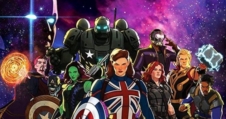 Plus de 50 stars du MCU reviennent pour Marvel's What If...?  Série animée Disney+