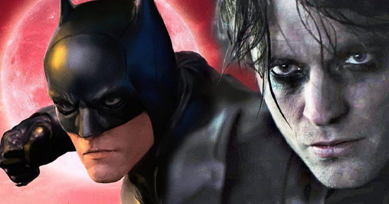 Robert Pattinson a créé trois personnes distinctes dans DC Throwback The Batman