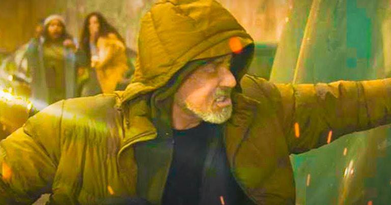 Sylvester Stallone Superhero Flick Samaritain fixe la date de sortie 2022