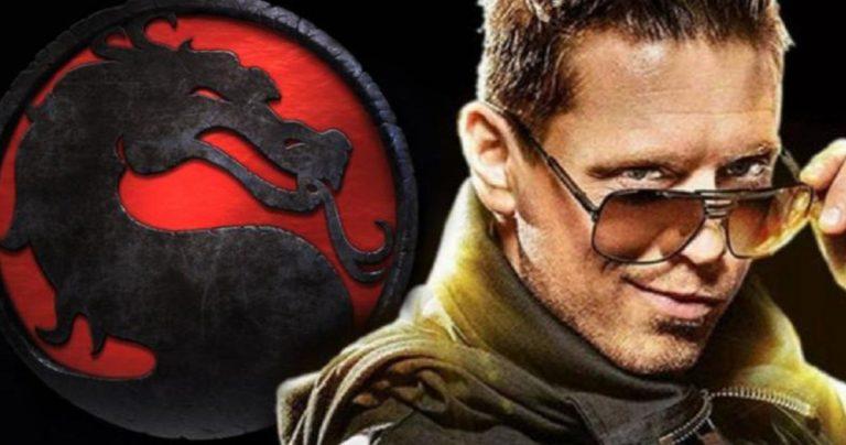 The Miz obtient l'approbation de Mortal Kombat 2 de l'acteur Joel McHale de Johnny Cage