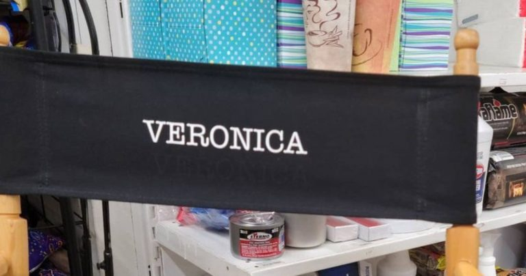 Veronica revient alors que Marilyn Ghigliotti termine le tournage de Clerks III