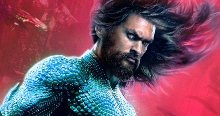 Aquaman 2 Blue Stealth Suit Origines expliquées