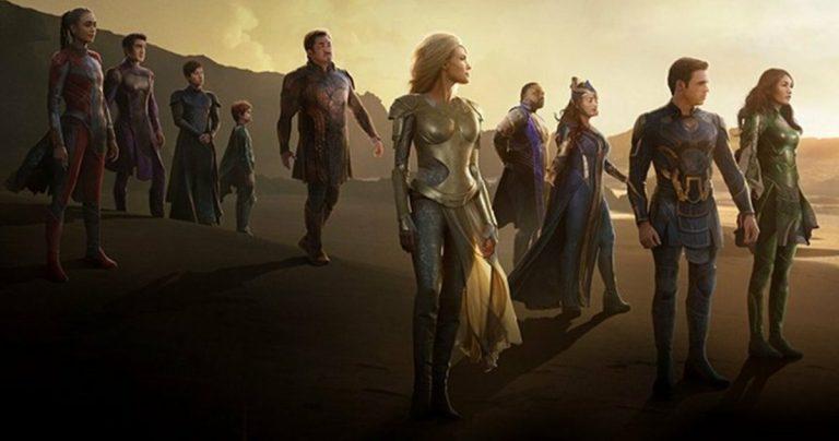 Chloe Zhao explique pourquoi les Eternals n'ont pas combattu Thanos